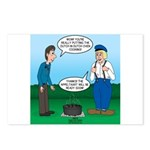 Dutch Oven Cooking Postcards (Package of 8)