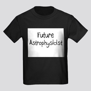 Future Astronomer Kids Dark T-Shirt