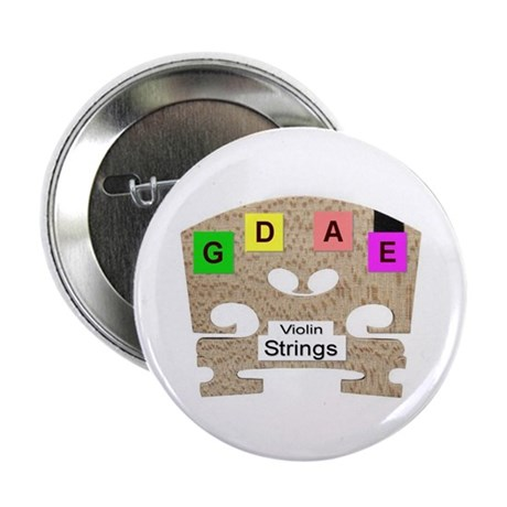 """Violin or Fiddle Strings 2.25"""" Button (10 pack)"""