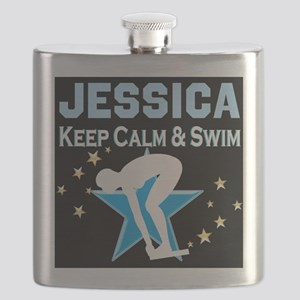 GREAT SWIMMER Flask
