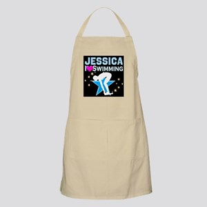 GREAT SWIMMER Apron