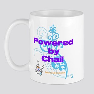 Powered by Chai! Mug