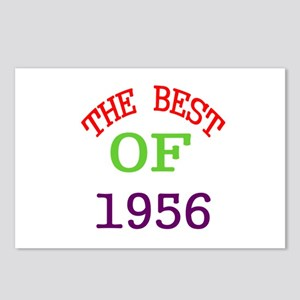 The Best Of 1956 Postcards (Package of 8)