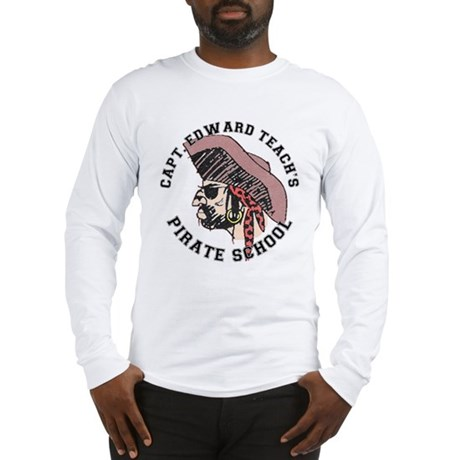 Pirate School Long Sleeve T-Shirt