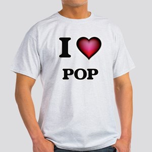 I Love Pop T-Shirt