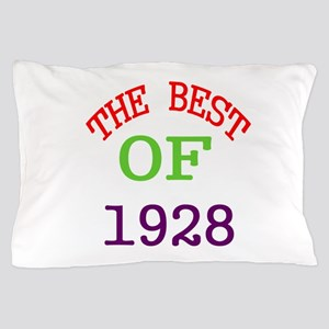 The Best Of 1928 Pillow Case