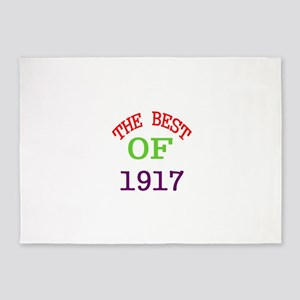 The Best Of 1917 5'x7'Area Rug