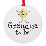 Customize New Baby Ornament