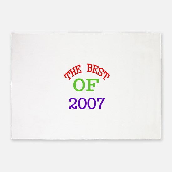The Best Of 2007 5'x7'Area Rug