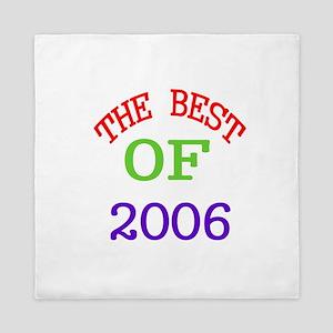 The Best Of 2006 Queen Duvet