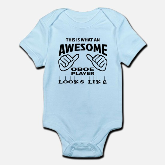 This is what an awesome Percussion Infant Bodysuit