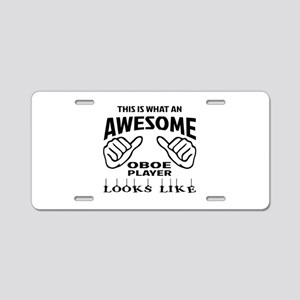 This is what an awesome Per Aluminum License Plate