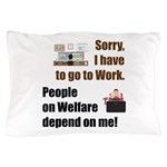 Sorry Pillow Case