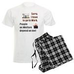 Sorry Men's Light Pajamas