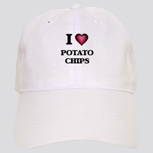 I Love Potato Chips Cap