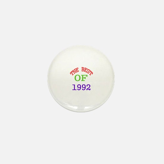 The Best Of 1992 Mini Button