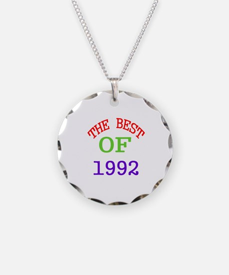 The Best Of 1992 Necklace