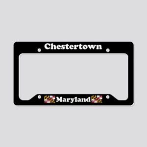 Chestertown MD License Plate Holder