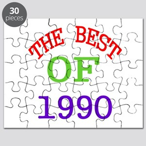 The Best Of 1990 Puzzle