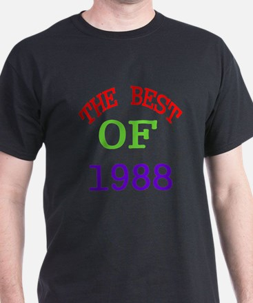 The Best Of 1988 T-Shirt