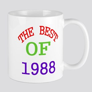 The Best Of 1988 Mug