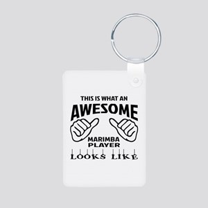 This is what an awesome Ma Aluminum Photo Keychain