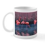 Flamingos Bathing Mug