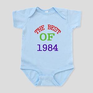 The Best Of 1984 Infant Bodysuit