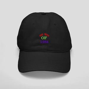 The Best Of 1984 Black Cap