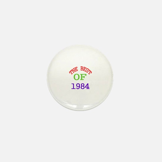 The Best Of 1984 Mini Button