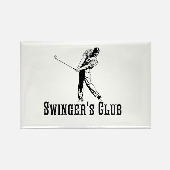 Swingers Club Magnets