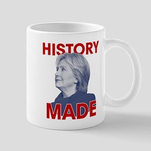Clinton - History Made Mug