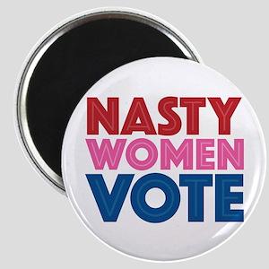 Nasty Women Vote Magnet