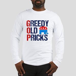 GOP Satire Long Sleeve T-Shirt
