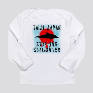 Taiji Slaughter Long Sleeve T-Shirt
