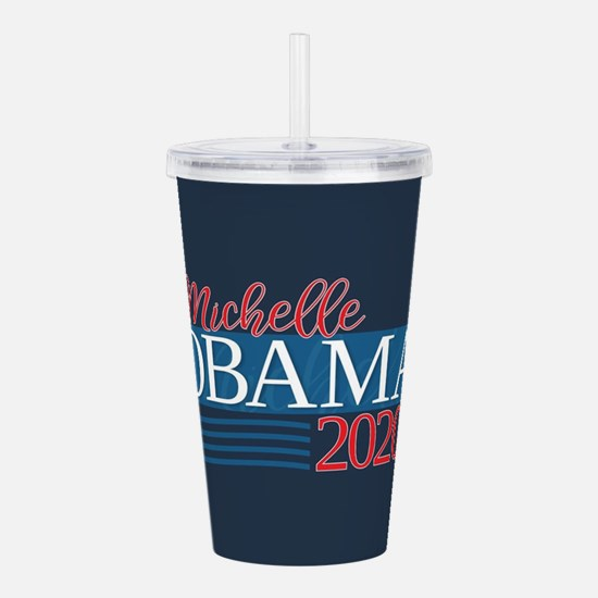 Michelle Obama 2020 Acrylic Double-wall Tumbler
