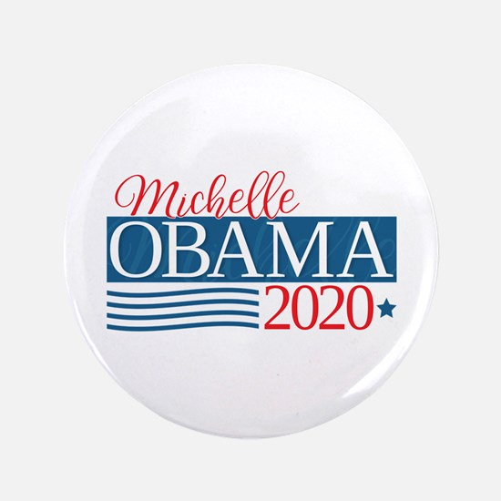 Michelle Obama 2020 Button