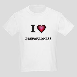 I Love Preparedness T-Shirt