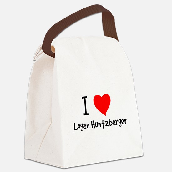 luvlogan.png Canvas Lunch Bag