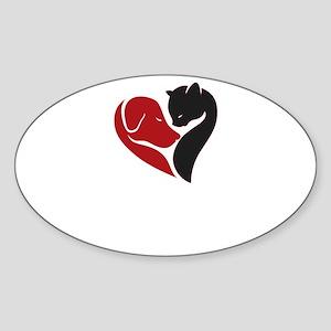 pets lovers Sticker