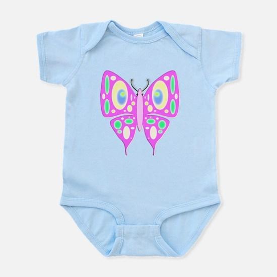 Butterfly 2 Infant Bodysuit