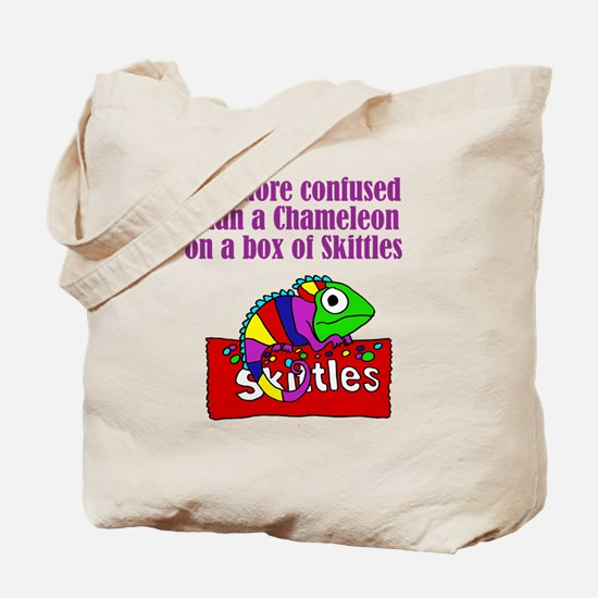 Unique Chameleon Tote Bag