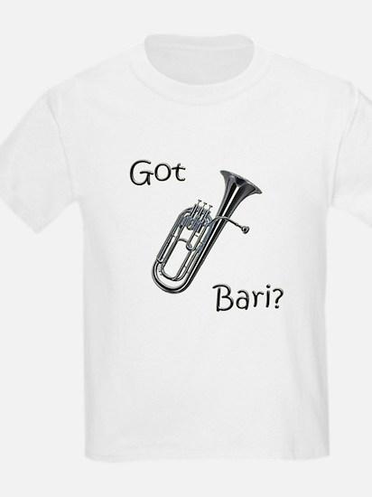 Got Bari? (C) T-Shirt