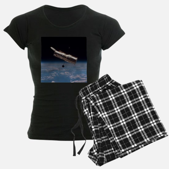 Hubble Space Telescope in or Pajamas