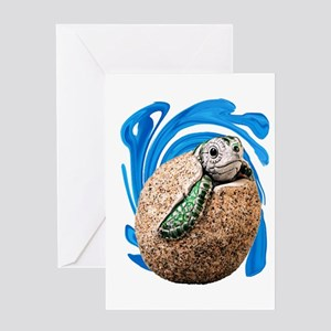 HATCHLING Greeting Cards