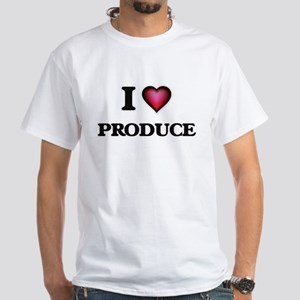 I Love Produce T-Shirt