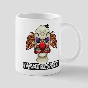 I Want Respect! Mugs