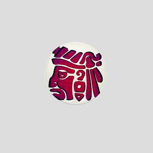 WARRIOR Mini Button