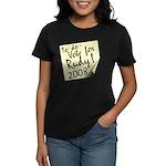 Vote Rudy Giuliani Reminder Women's Dark T-Shirt