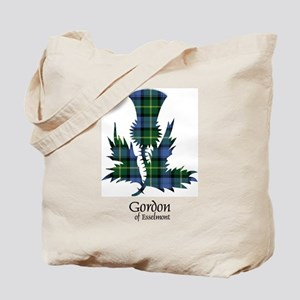Thistle - Gordon of Esselmont Tote Bag